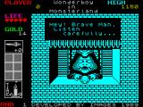 Wonder Boy in Monster Land ZX Spectrum Your mission.