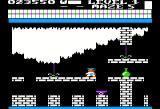 Trolls and Tribulations Apple II Almost to the end of level one maze five!
