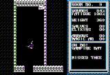 Temple of Apshai Trilogy Apple II This room has loads of vampire bats! (normal hi-res graphics mode)