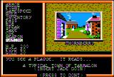 Legacy of the Ancients Apple II This is where you can transport to the town of Thornberry.