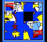 The Simpsons: Bart vs. the World Game Gear The Jigsaw Puzzle
