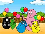 Barbapapa PlayStation Everyone loves balloons!