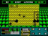 Rock 'n Roll ZX Spectrum Search for the exit.