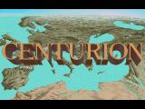 Centurion: Defender of Rome FM Towns Title screen