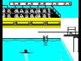The Games: Summer Edition ZX Spectrum Bad dive.
