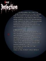 The 7th Guest: Infection iPad Lab notes also includes the credits