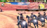Six-Guns Android Horse race