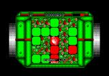Maze Mania Amstrad CPC Turning green to red.