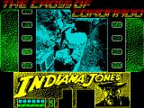 Indiana Jones and the Last Crusade: The Action Game ZX Spectrum The next level.