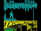 Indiana Jones and the Last Crusade: The Action Game ZX Spectrum Let's go.
