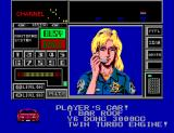 Chase H.Q. II: Special Criminal Investigation SEGA Master System The Taito Monitoring System