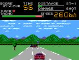 Chase H.Q. II: Special Criminal Investigation SEGA Master System Now approaching Criminal #1