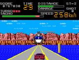 Chase H.Q. II: Special Criminal Investigation SEGA Master System This is another helicopter. This time, you can shoot it