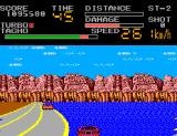 Chase H.Q. II: Special Criminal Investigation SEGA Master System Oops... Fell into the water