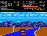Chase H.Q. II: Special Criminal Investigation SEGA Master System Immobilized the car