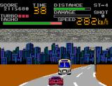 Chase H.Q. II: Special Criminal Investigation SEGA Master System Watch out for the bus