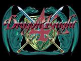 Dragon Knight 4 FM Towns Title screen