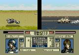 The Hybrid Front Genesis Another combat sequence, this time with vehicles