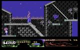 Cool World Commodore 64 These warps transport you between the animated and real world