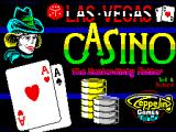 Las Vegas Casino ZX Spectrum Loading screen.