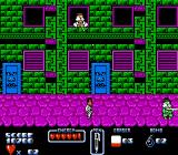 Cool World NES There are many dangerous doodles in the streets...