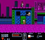 Cool World NES You can jump up on some platforms too.