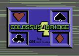 Colossus Bridge 4 Commodore 64 Loading screen.