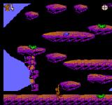 Disney's The Lion King NES Trying to climb up