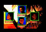 Freedom: Rebels in the Darkness Amstrad CPC Choose a character.