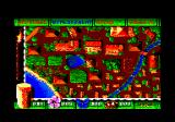 Freedom: Rebels in the Darkness Amstrad CPC A map.
