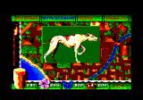 Freedom: Rebels in the Darkness Amstrad CPC A dog.