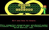 Wheel of Fortune: New Second Edition DOS Title 2