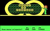 Wheel of Fortune: New Second Edition DOS Select Player
