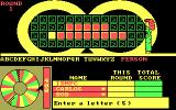Wheel of Fortune: New Second Edition DOS Enter a Letter (S)