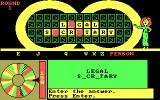 Wheel of Fortune: New Second Edition DOS Enter the answer