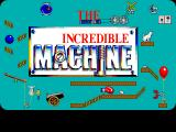 The Incredible Machine FM Towns The regular title screen