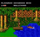 The Adventures of Bayou Billy NES Crocodile