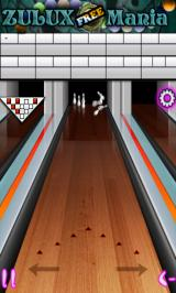 Bowling Complete Android Hitting the pins