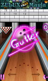 Bowling Complete Android Hitting the gutter