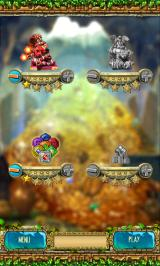 The Treasures of Montezuma 3 Android The shop where we can spend our stars
