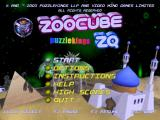 ZooCube Windows ZooCube ZQ titlescreen