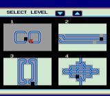 Diablo TurboGrafx-16 Select Level