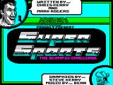 Supersports: The Alternative Olympics ZX Spectrum Loading screen.