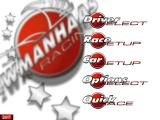 Newman Haas Racing Windows Main Menu