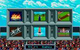 Summer Challenge Atari ST The events.