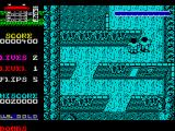 Kyros ZX Spectrum Kill the enemy.