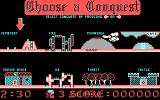 Armorik the Viking: The Eight Conquests DOS Choose a conquest (CGA)