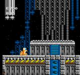 Air Fortress NES Landing and dismount