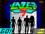 Lazer Tag ZX Spectrum Loading screen.