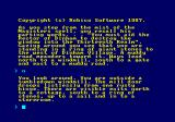Realm of Chaos: Village of Lost Souls Amstrad CPC What now?
